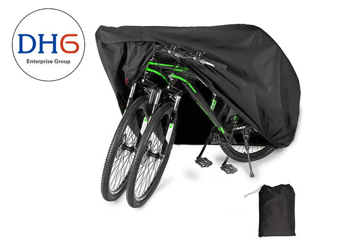 Multi Rainproof Bike Cover Waterproof Black UV Protection XL Ripstop Tear Resistant