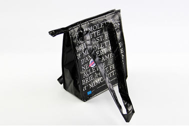 China Embroidered Insulated Cooler Bags Picnic Attractive Design Waterproof Keep Warm factory
