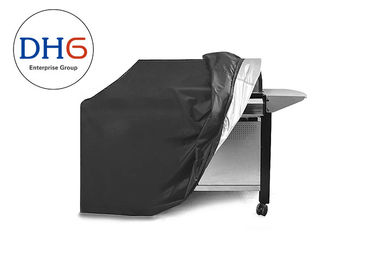 China Personalized BBQ Grill Cover , Waterproof Smoker Grill Cover Small Non Woven Fabric distributor