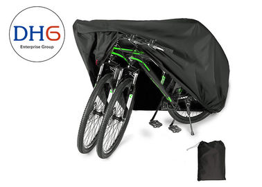 China Multi Rainproof Bike Cover Waterproof Black UV Protection XL Ripstop Tear Resistant distributor