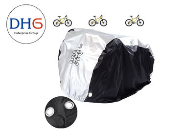 China Large Hard Portable Outdoor Bike Cover Stationary Lightweight Double Stitched factory
