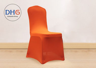 China Fancy Satin Universal Chair Covers Easy Setup Comfortable Smooth Surface Reusable factory